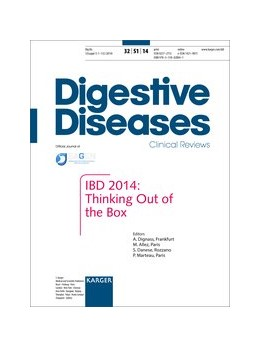 Abbildung von Dignass / Allez / Danese / Marteau | IBD 2014: Thinking Out of the Box | 2014 | Falk Symposium 192, Paris, May...