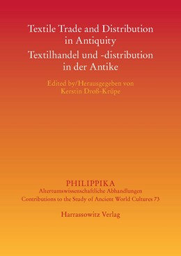 Abbildung von Droß-Krüpe | Textile Trading and Distribution in Antiquity - Textilhandel und -distribution in der Antike | 1. Auflage | 2014 | 73 | beck-shop.de