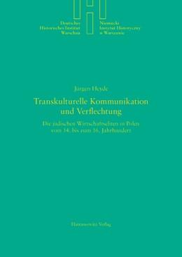 Abbildung von Heyde | Transkulturelle Kommunikation und Verflechtung | 2014 | Die jüdischen Wirtschaftselite... | 29