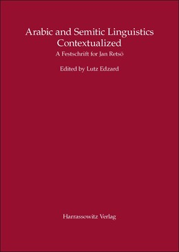 Abbildung von Edzard | Arabic and Semitic Linguistics Contextualized | 1. Auflage | 2015 | beck-shop.de