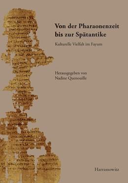 Abbildung von Quenouille | Von der Pharaonenzeit bis zur Spätantike | 1. Auflage | 2015 | beck-shop.de