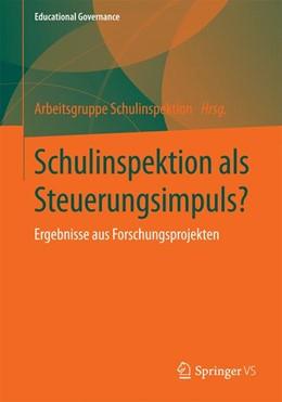 Abbildung von Schulinspektion als Steuerungsimpuls? | 1. Auflage | 2016 | 25 | beck-shop.de