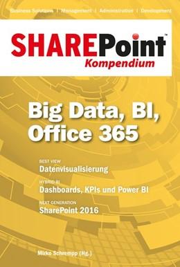 Abbildung von Schrempp | SharePoint Kompendium - Bd. 11: Business Intelligence | 1. Auflage | 2015 | beck-shop.de