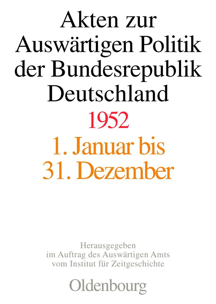 1952, 2000 (Cover)