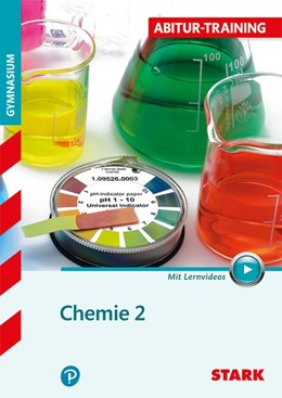 Abbildung von Abitur-Training - Chemie 2 mit Lernvideo | 2016