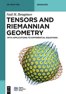 Abbildung von Ibragimov | Tensors and Riemannian Geometry | 1. Auflage | 2015 | beck-shop.de