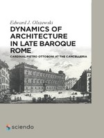 Abbildung von Olszewski | Dynamics of Architecture in Late Baroque Rome | 2015