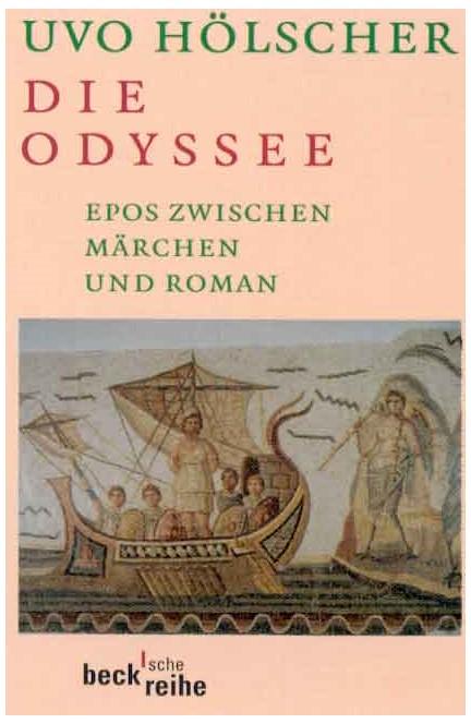 Cover: Uvo Hölscher, Die Odyssee