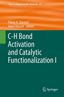 Abbildung von Dixneuf / Doucet | C-H Bond Activation and Catalytic Functionalization I | 1st ed. 2016 | 2016 | 55