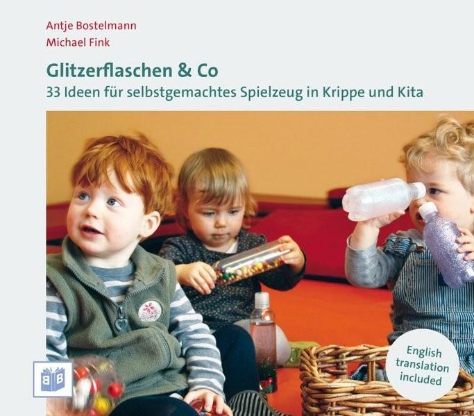 Glitzerflaschen & Co | Bostelmann / Fink | 3., erweiterte Auflage, 2015 | Buch (Cover)