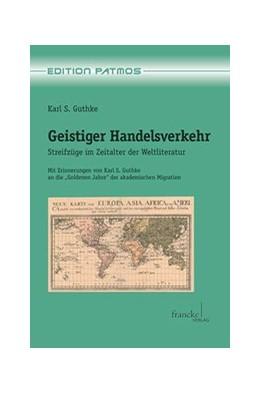 Abbildung von Guthke | Geistiger Handelsverkehr | 1. Auflage | 2015 | 19 | beck-shop.de