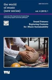 Abbildung von Abels | Sound Futures: Exploring Contexts for Music Sustainability | 1., Aufl. | 2015