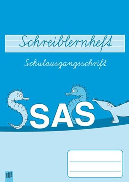 Schreiblernheft Schulausgangsschrift | Morgenthau, 2008 | Buch (Cover)