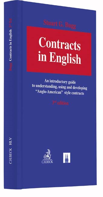 Contracts in English | Bugg | 3. Auflage, 2016 | Buch (Cover)