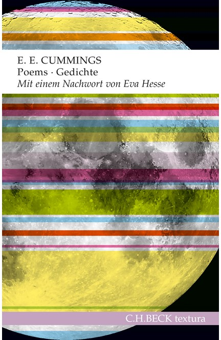 Cover: Edward Estlin Cummings, Poems - Gedichte