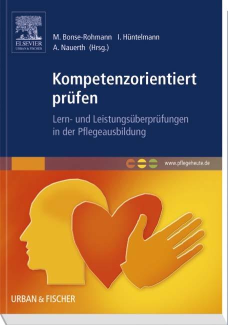 Kompetenzorientiert prüfen | Bonse-Rohmann / Hüntelmann / Nauerth, 2015 | Buch (Cover)