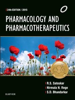 Abbildung von Satoskar / Rege / Bhandarkar   Pharmacology and Pharmacotherapeutics   2015