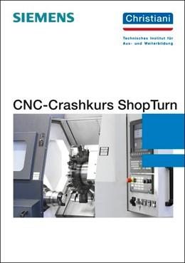 Abbildung von Sartor | CNC-Crashkurs-ShopTurn | 2. Auflage | 2015