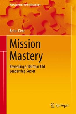 Abbildung von Dive   Mission Mastery   1. Auflage   2016   beck-shop.de