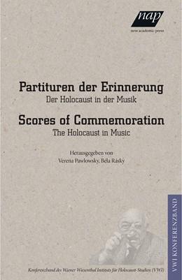 Abbildung von Pawlowsky / Rásky | Partituren der Erinnerung / Scores of Commemoration | 1. Auflage | 2015 | 1 | beck-shop.de