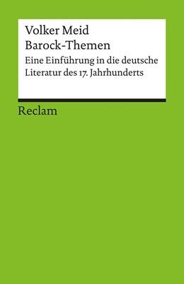 Abbildung von Meid | Barock-Themen | 2015 | Eine Einführung in die deutsch... | 17687