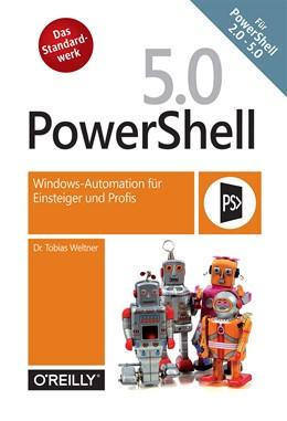Abbildung von Weltner | PowerShell 5 | 2. Auflage | 2016 | beck-shop.de