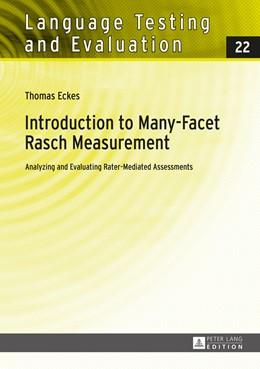 Abbildung von Eckes | Introduction to Many-Facet Rasch Measurement | 2. Auflage | 2015 | 22 | beck-shop.de
