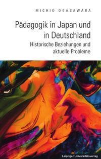 Pädagogik in Japan und in Deutschland | Ogasawara, 2015 | Buch (Cover)