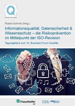 Abbildung von Schmitt   19. Business Forum Qualität   2015