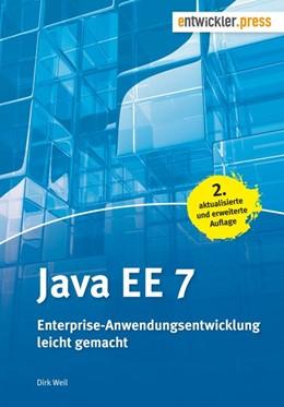 Abbildung von Weil | Java EE 7 | 2015 | Enterprise-Anwendungsentwicklu...