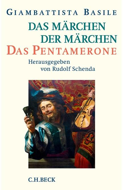 Cover: Giambattista Basile, Das Märchen der Märchen