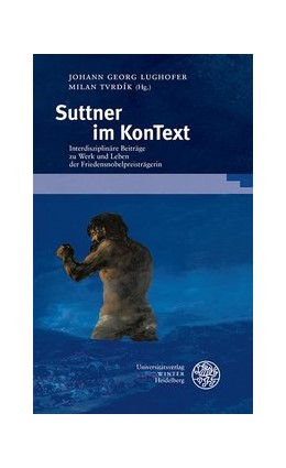 Abbildung von Lughofer / Tvrdík   Suttner im KonText   1. Auflage   2017   349   beck-shop.de