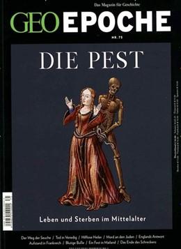Abbildung von Schaper   GEO Epoche 75/2015 Pest   1. Auflage   2016   beck-shop.de