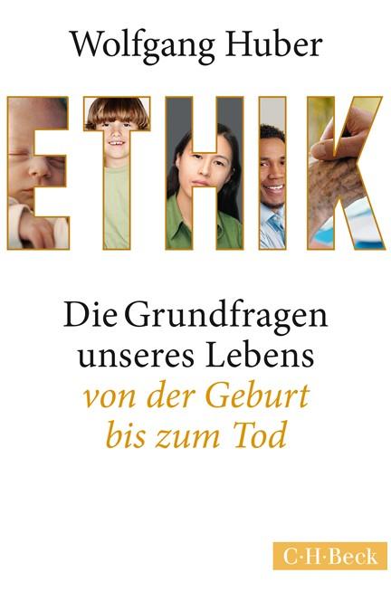 Cover: Wolfgang Huber, Ethik