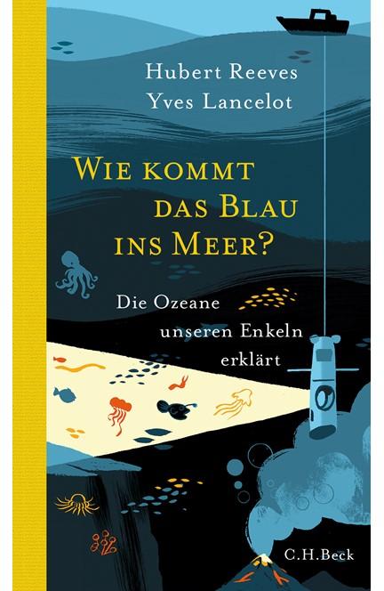Cover: Hubert Reeves|Yves Lancelot, Wie kommt das Blau ins Meer?