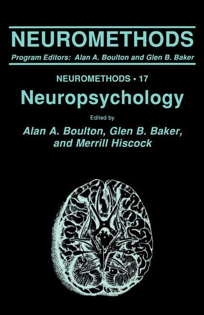 Neuropsychology | Boulton / Baker / Hiscock, 1990 | Buch (Cover)