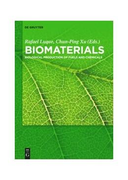 Abbildung von Luque / Xu | Biomaterials | 1. Auflage | 2016 | beck-shop.de
