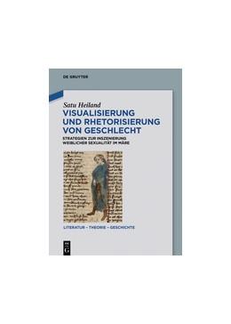 Abbildung von Heiland | Visualisierung und Rhetorisierung von Geschlecht | 1. Auflage | 2015 | beck-shop.de