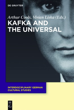 Abbildung von Cools / Liska | Kafka and the Universal | 2016 | 21