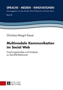 Abbildung von Siever | Multimodale Kommunikation im Social Web | 1. Auflage | 2015 | 8 | beck-shop.de