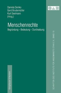 Abbildung von Demko / Brudermüller | Menschenrechte | 1. Auflage | 2015 | 15 | beck-shop.de