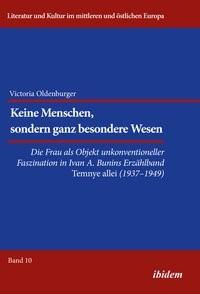 Keine Menschen, sondern ganz besondere Wesen... | Oldenburger, 2015 | Buch (Cover)