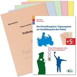 Abbildung von Guth / Mery   Der Eignungstest / Einstellungstest zur Ausbildung bei der Polizei   4. Auflage   2015   beck-shop.de