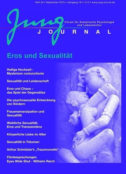 Jung Journal Heft 34: Eros und Sexualität   Müller, 2015   Buch (Cover)