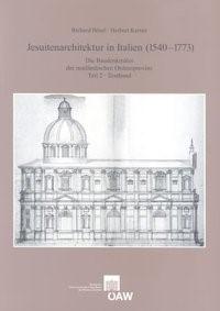 Abbildung von Bösel / Karner | Jesuitenarchitektur in Italien (1540-1773) | 2007