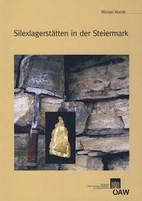 Silexlagerstätten in der Steiermark | Brandl, 2009 | Buch (Cover)