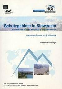 Schutzgebiete in Slowenien mit besonderer Berücksichtigung des Alpenraums | Borsdorf / Grabherr / Stötter, 2009 | Buch (Cover)