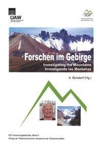 Forschen im Gebirge | Borsdorf, 2013 | Buch (Cover)
