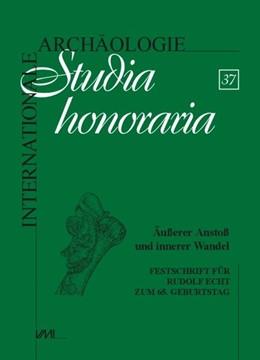 Abbildung von Gleser / Stein | Äußerer Anstoß und innerer Wandel | 2015 | Festschrift für Rudolf Echt zu...