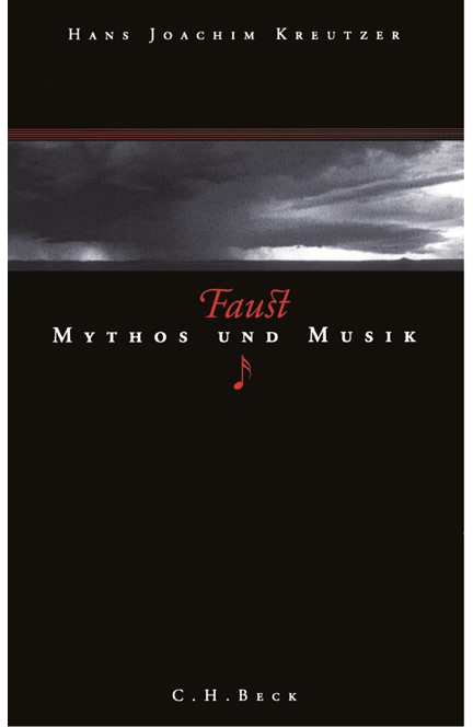 Cover: Hans Joachim Kreutzer, Faust
